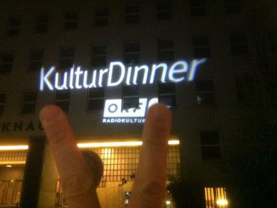 200 sets KulturDinner