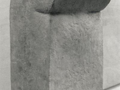 O.T. 5, Concrete-Cast, 50x35x15cm