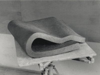 O.T. 7, Concrete-Cast, 100x60x12cm