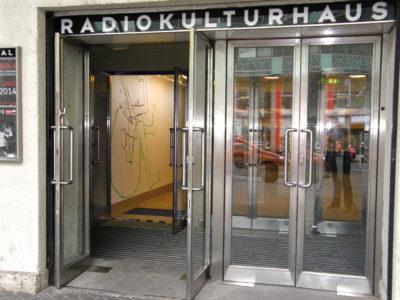 Streatview Radiokulturhaus Vienna