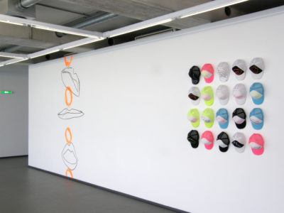 Whoopi 14, Exhibition View