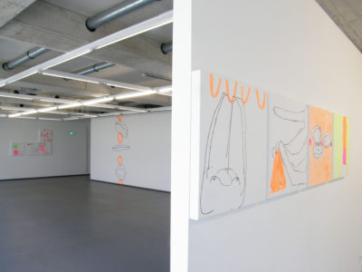 Whoopi 17, Exhibition View