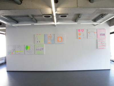 Whoopi 22, Exhibition View