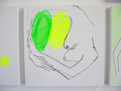 Whoopi 24,Acrylic Paint on Canvas,60x60cm