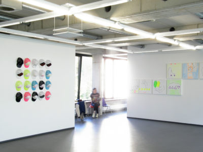 Whoopi 29, Exhibition View