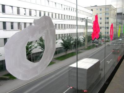 Whoopi 2,Acryl-auf-Glas,ca-85x60cm