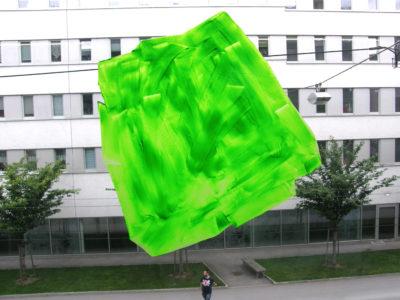 Whoopi 3,Acryl-auf-Glas,ca.50c60cm