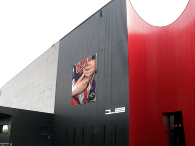 Entrance Halle 12
