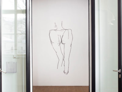 Wallpainting Martina, 150x80cm