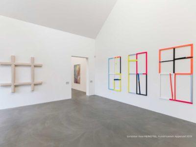 Exhibition View, Heimspiel, Kunstmuseum Appenzell, 2018/19